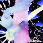 3F_スペースチャンネル_Acrylic on canvas_2015