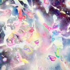 12F_旗取り合戦_Acrylic on panel canvas_2017