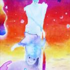 3F_おとしもの_Acrylic on canvas_2015